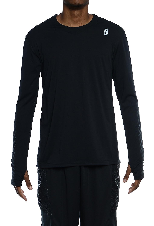 POINT 3 Shootaround Unisex Long-Sleeve Basketball Shirt