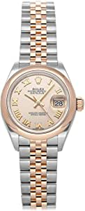 Rolex Datejust Mechanical (Automatic) Silver Sundust Dial Womens Watch 279161 (Pre-Owned)