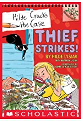 Thief Strikes!: A Branches Book (Hilde Cracks the Case #6) Kindle Edition