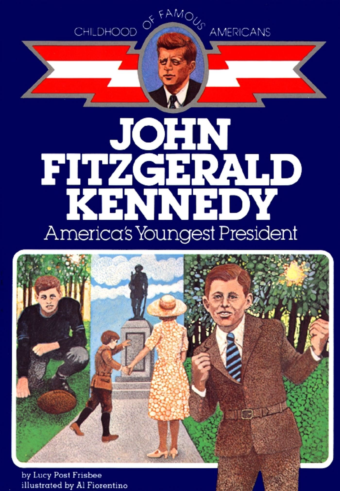 John Fitzgerald Kennedy President Childhood product image
