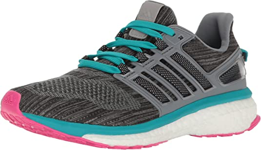 Cerveza inglesa salado Rama  Amazon.com | adidas Women's Energy Boost 3 Running Shoes, Lightweight,  Comfortable and Flexible Fit | Fashion Sneakers