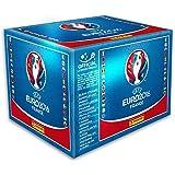 Panini 003028B5F-100 - Pack de 500 Autocollants UEFA EURO 2016