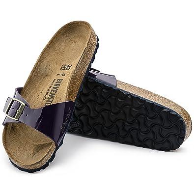 557a1f88 Birkenstock Madrid 1005238 Lilac/Blue Regular, Popular Single stap Sandal  EU 43