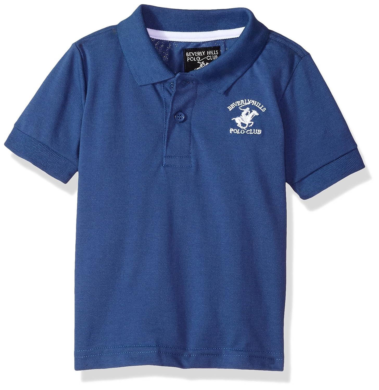 1eefec494145 Amazon.com: Beverly Hills Polo Club Boys' Short Sleeve Polo: Clothing