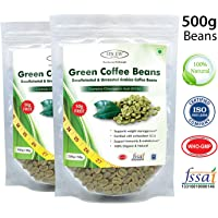 Sinew Nutrition Green Coffee Beans for Weight Management - 400 g + 100 g Free (250 g x 2 Piece)