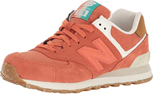 new balance femme 574 orange