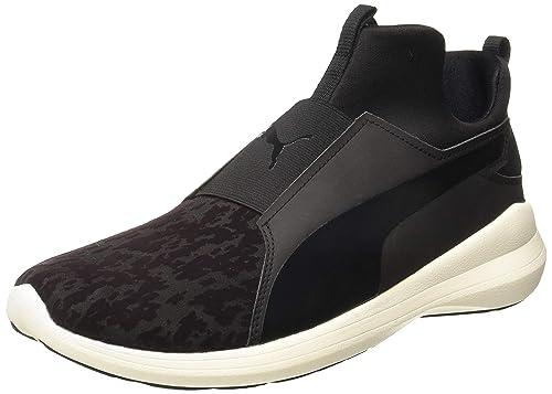 Puma Women's Rebel Mid WNS Vr Sneakers