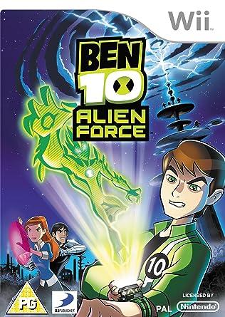 Ben 10: Alien Force (Wii): Amazon co uk: PC & Video Games