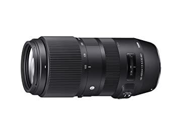Sigma 100-400mm F5-6,3 DG OS HSM Contemporary Objektiv: Amazon.de ...