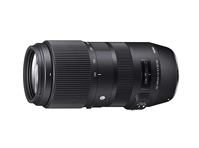 Sigma 100-400mm F5-6,3 DG OS HSM für Canon: Amazon.de: Kamera