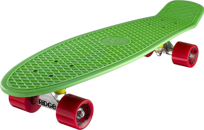 Unisex Adulto Ridge Glow In Dark Big Brother Cruiser Skateboard