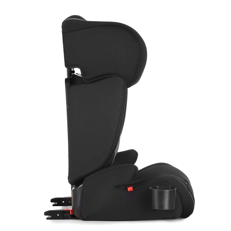 Isofixf/ähig 15-36 kg Schwarz Hauck Bodyguard Pro Autositz Getr/änkehalter Gruppe II//III inkl