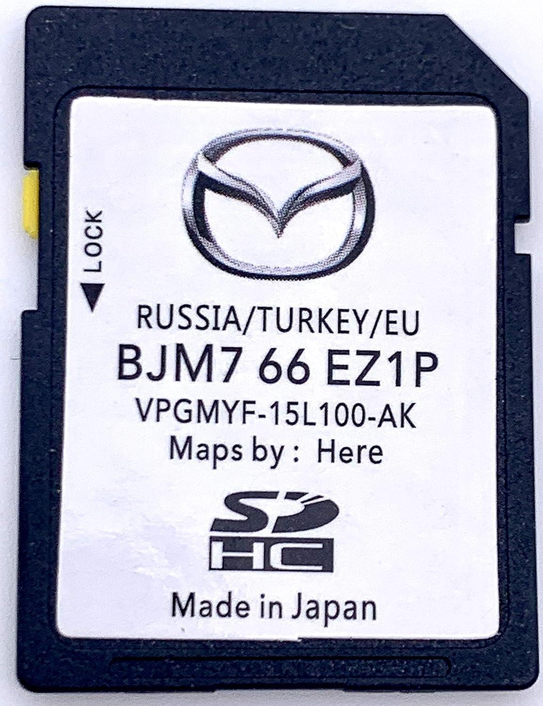 Mazda Connect 2019/2020 BJM7 66 EZ1M: Amazon.es: Electrónica