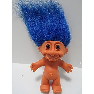 Russ Troll Doll Naked Blue: Everything Else [5Bkhe0507021]