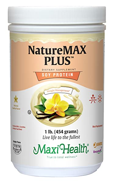 Amazon.com: Maxi salud naturemax Plus, NCFP, 1, 1: Health ...
