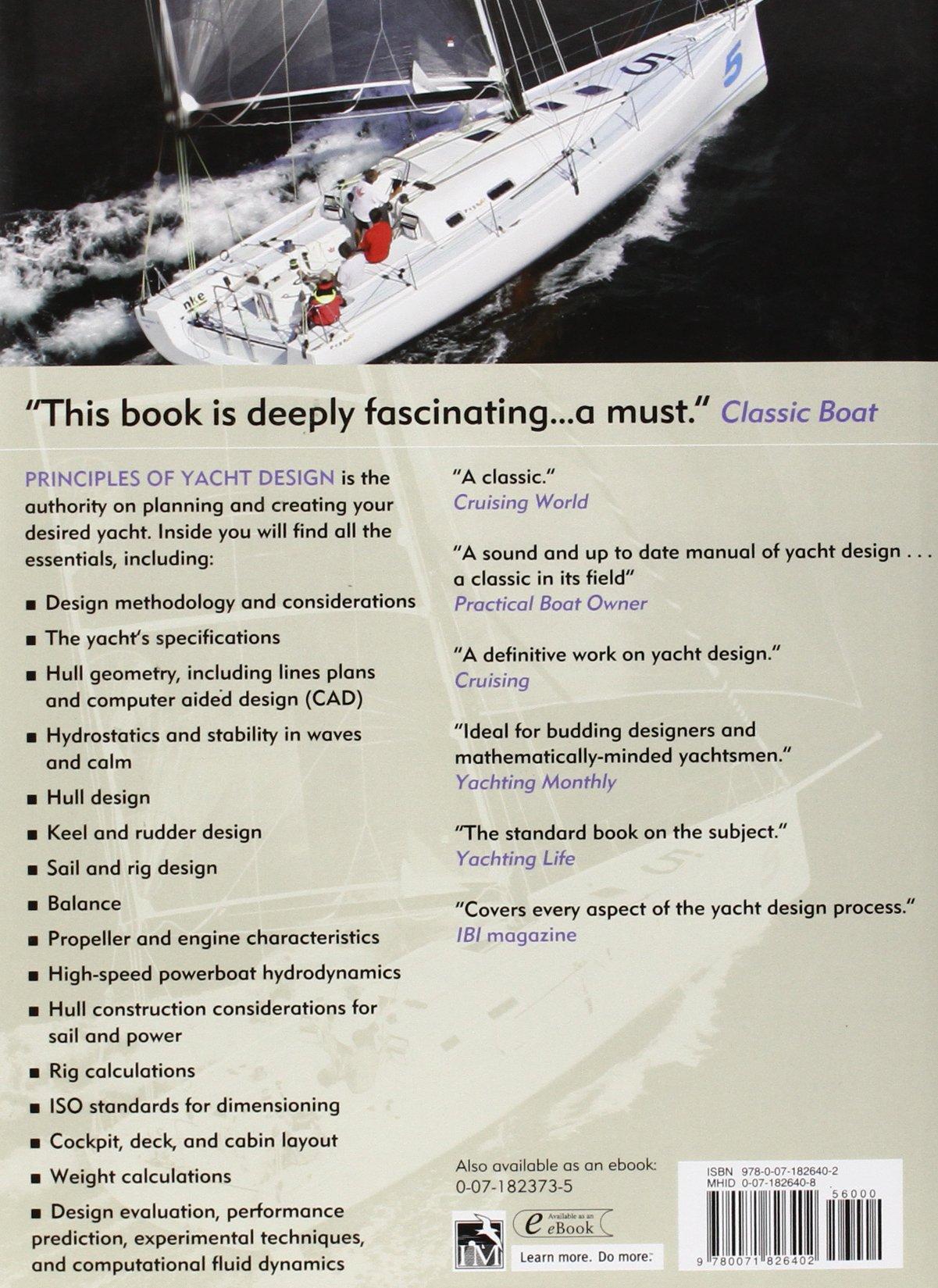 Principles of Yacht Design by International Marine/Ragged Mountain Press