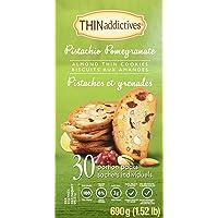 Thinaddictives Pistachio Pomegranate Cookies, 690 Grams