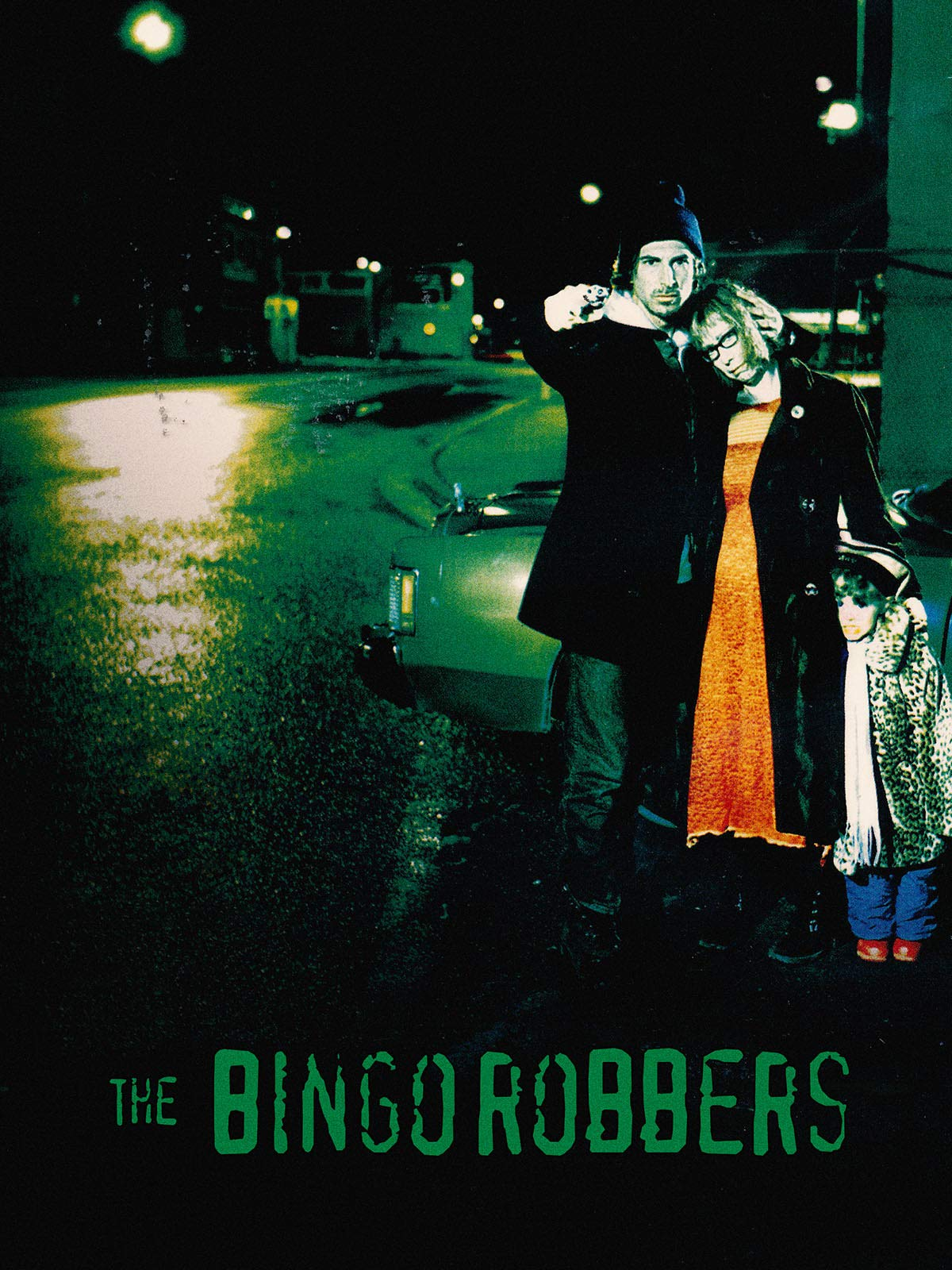 The Bingo Robbers