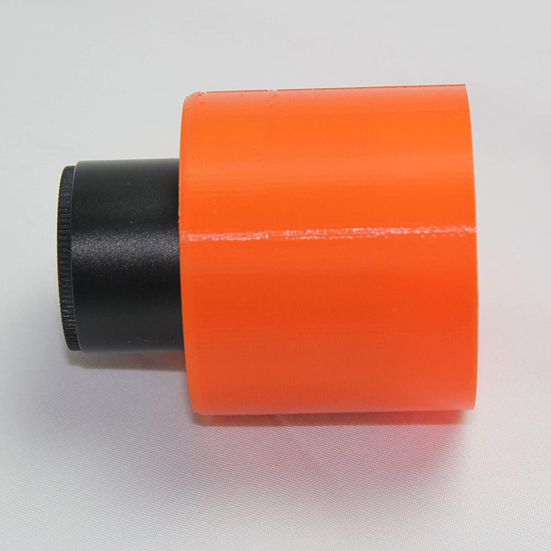 LaBOT Microscopio Smartphone cámara Adaptador Lente para 30 mm ...