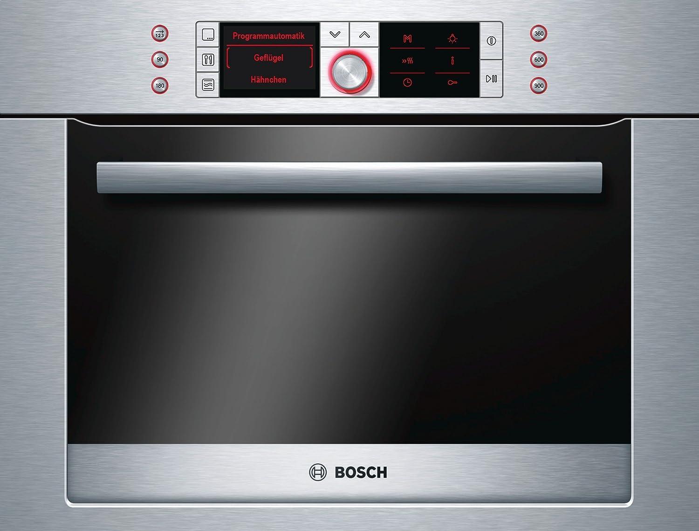 Bosch HBC86K753 - Microondas (3600 W, 220-230 V, 50 Hz, 595 ...