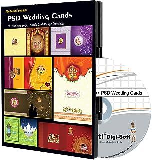 abhikruti flex design templates in psd cdr 1 pc dvd amazon in