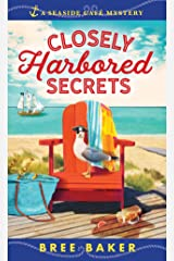 Closely Harbored Secrets (Seaside Café Mysteries Book 5) Kindle Edition