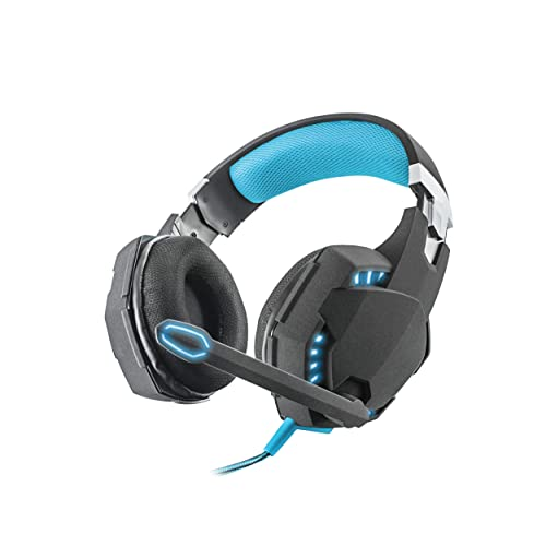 Trust GXT 363 Auriculares Gaming USB con vibración y Sonido Surround 7 1 Color Negro