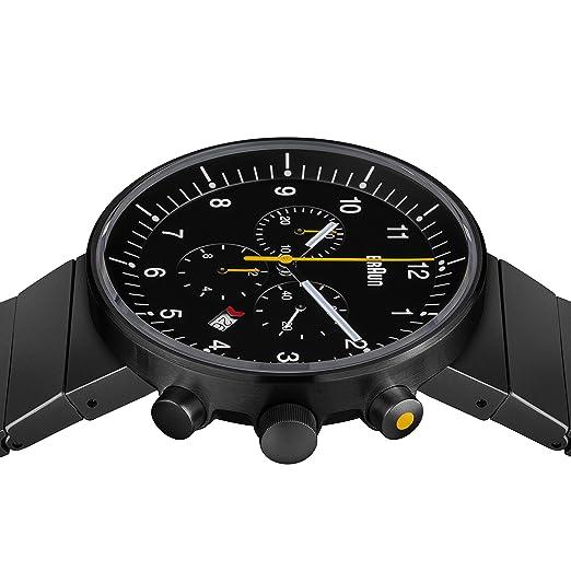 Herren Bn0095bkbkbtg Braun Armband Quarz Uhr Analog Edelstahl Mit 4jqL35AR