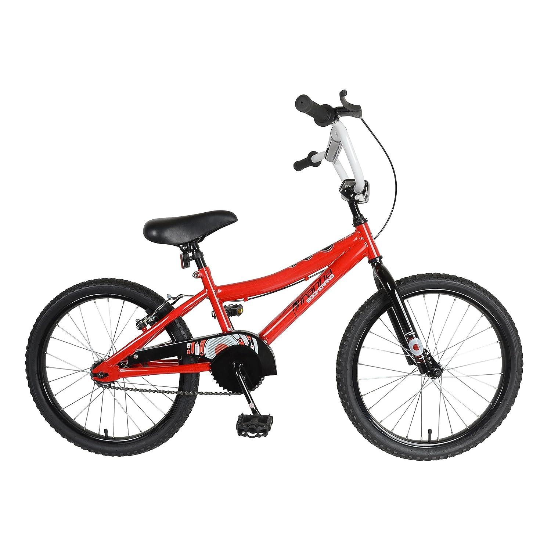 Piranha Boomerang 20 Kids Bicycle, Red by Piranha B01HOVCIJ8
