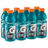 Gatorade Thirst Quencher Frost, Glacier Freeze, 20 Ounce (Pack of 8)