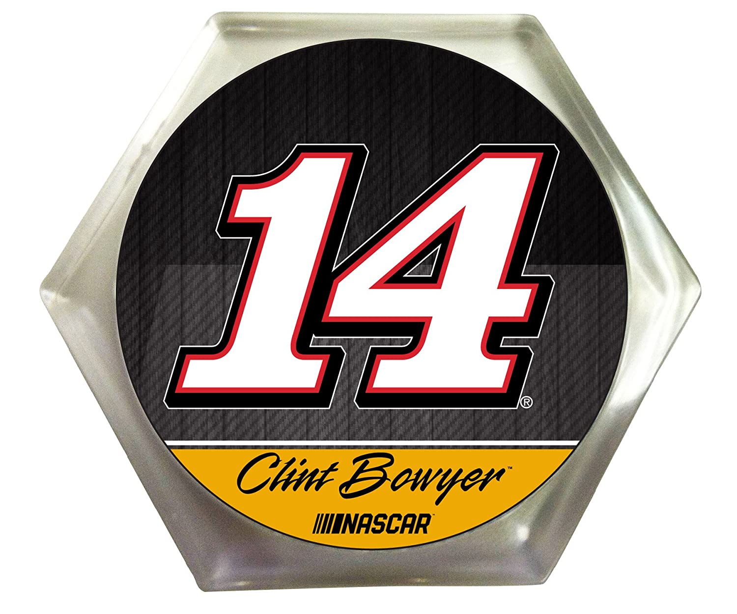 Clint Bowyer # 14 NASCAR 2 - Packアクリルコースター   B079RJX1QP