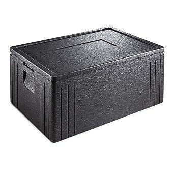 EPP - Caja térmica, Plástico: EPP, Negro, 80 Liter, Eco Line: Amazon.es: Industria, empresas y ciencia