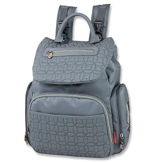 Amazon.com: Fisher Price mochila bolsa de pañales ...