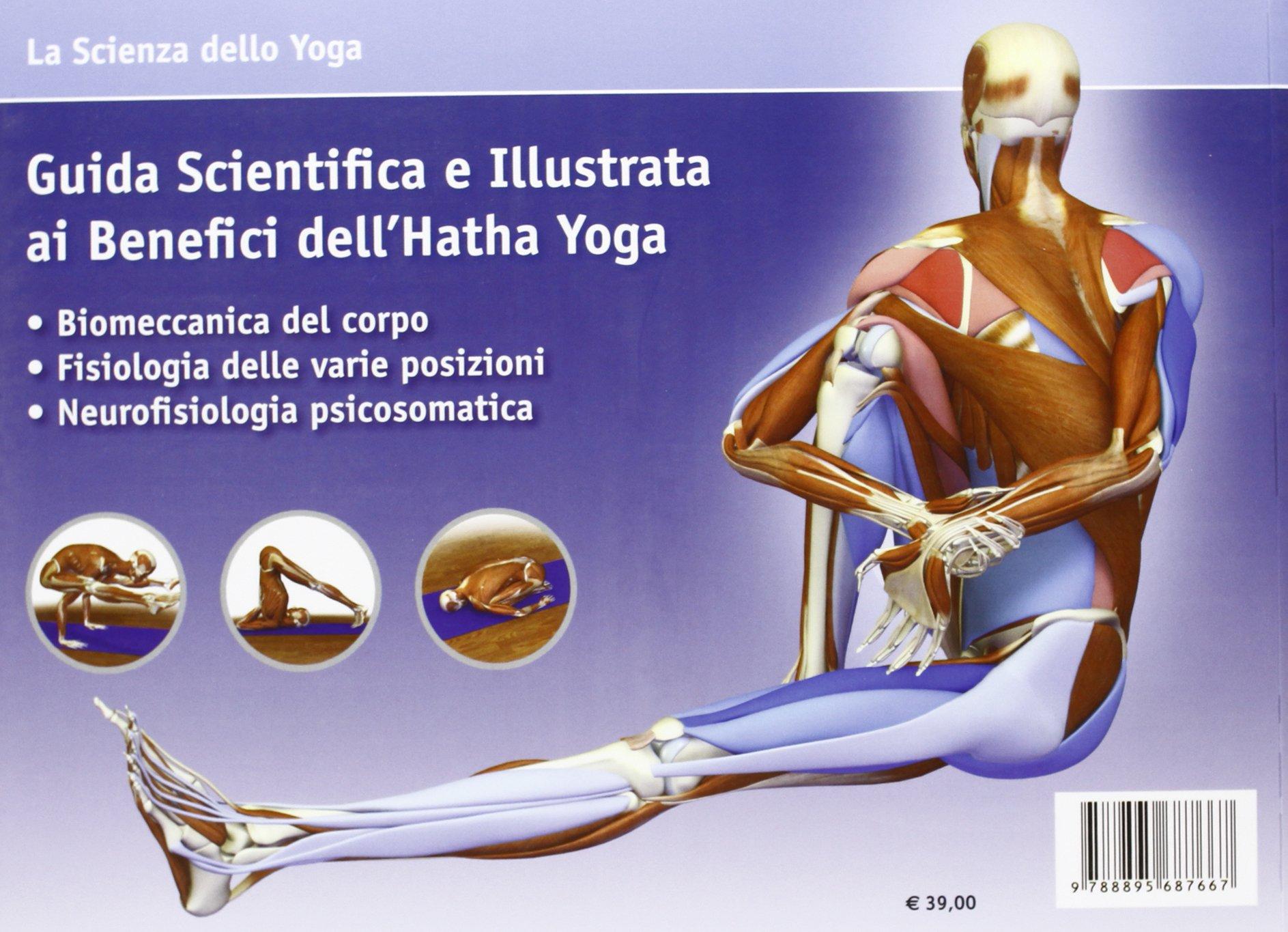 Yoga terapeutico. Anatomia completa delle posizioni  Amazon.it  Ray Long 06258f8452a4