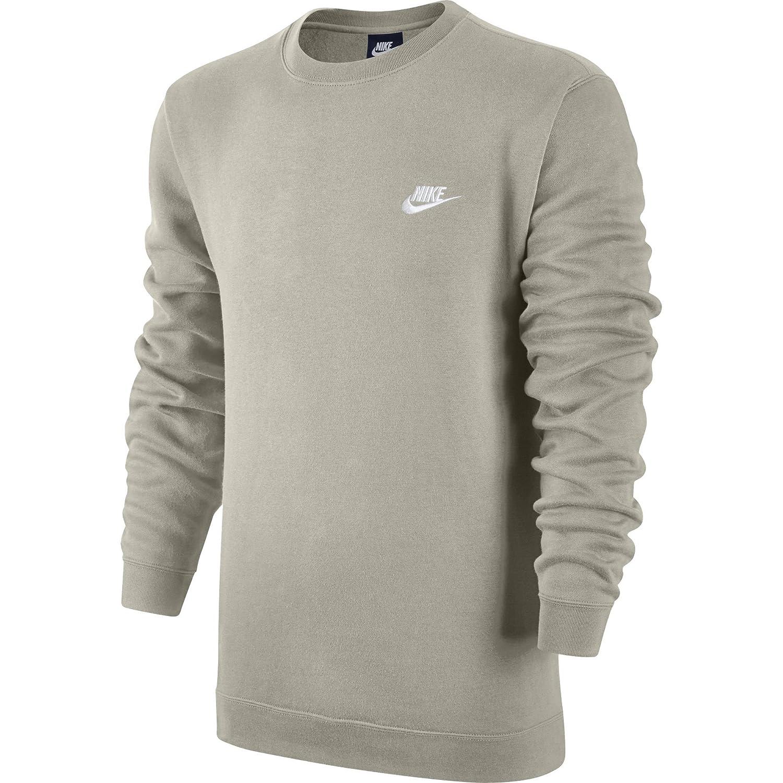 Nike Herren M NSW Club CRW BB Langarm Sweatshirt