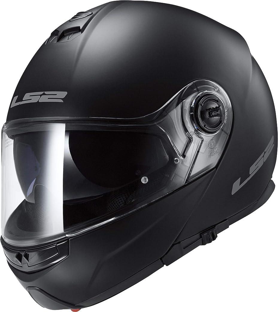 LS2 FF325 Modular Negro Mate L