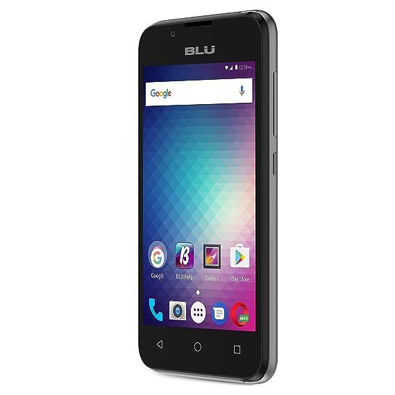 Amazon com: BLU Advance 4 0 L3 -Unlocked Dual Sim Smartphone -Grey