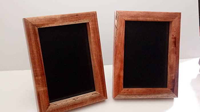 Amazon Handmade In Hawaii Solid Koa Wood Picture Frames 5x7