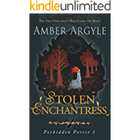 Stolen Enchantress: Beauty and the Beast meets The Pied Piper (Forbidden Forest Book 1) book cover