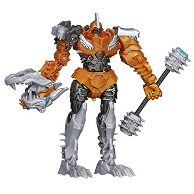 Transformers Age of Extinction Grimlock Power Attacker: Toys & Games [5Bkhe1104215]