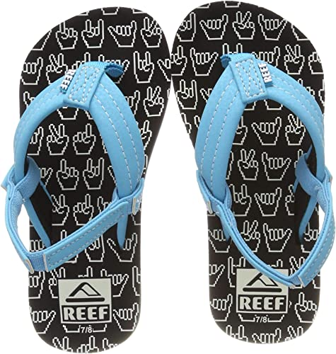Toddler//Little Kid//Big Kid Reef Ahi Glow Sandal