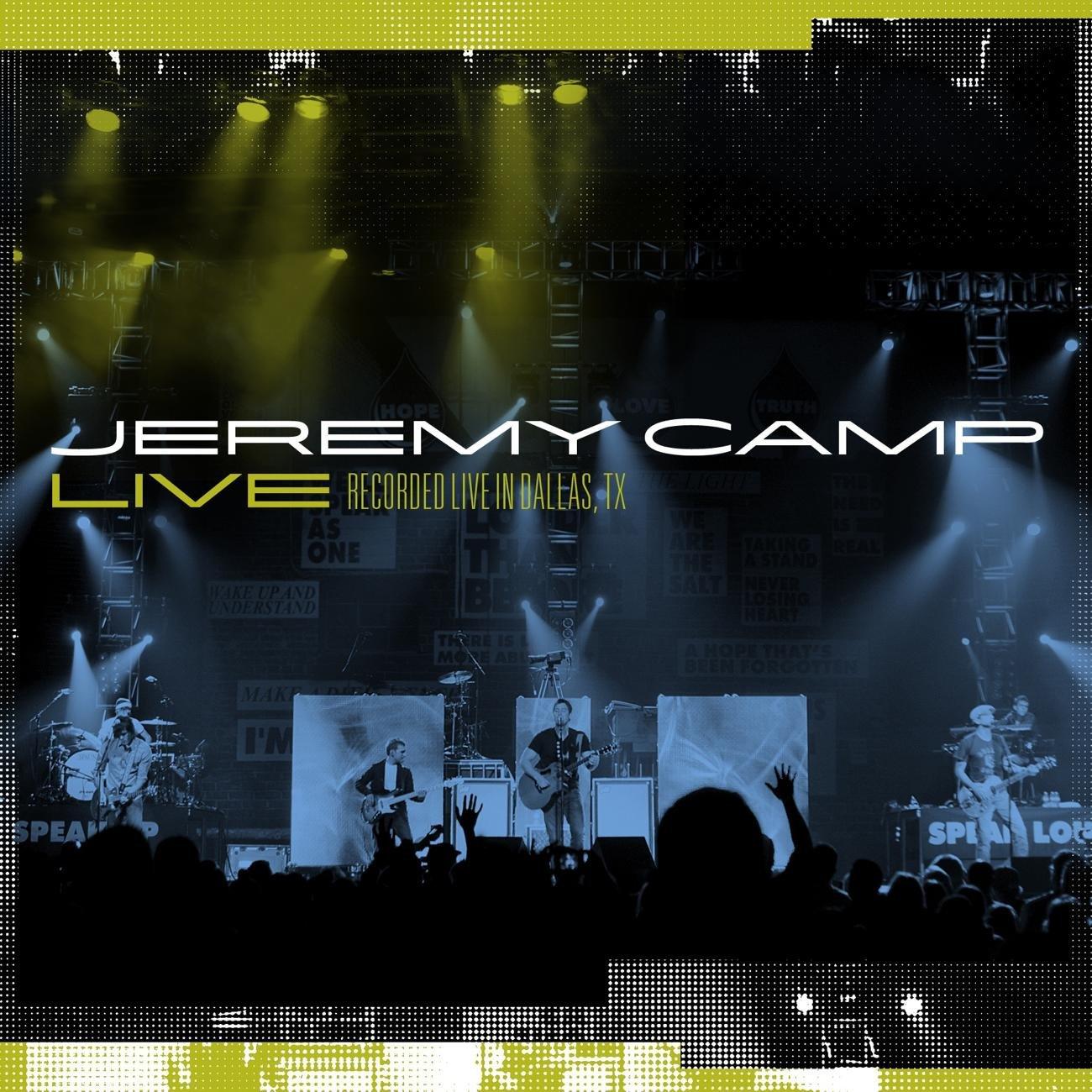 Jeremy Camp Live by Capitol Christian Distribution