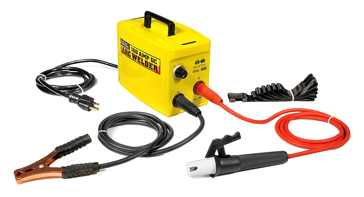 Hot Max ARC100 100 Amp DC Arc Welder - Ac Dc Arc Welding Equipment ...