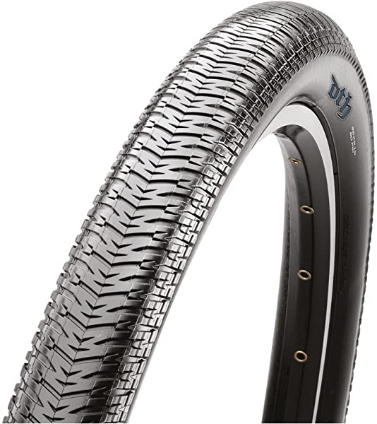 New Maxxis DTH 20 x 1.75 Tire Folding 120tpi Dual Compound Silkworm