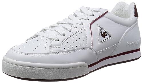 Noah Comp BLC-Zapatillas para Hombre, Diseño de Le COQ Sportif, Blanco (Blanco), 42