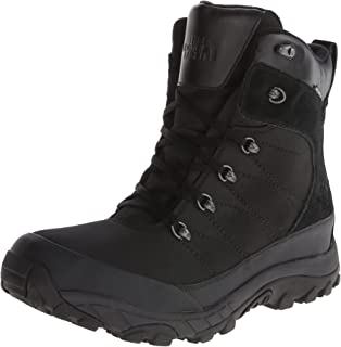 6fc5ca9a71c Amazon.com | The North Face Chilkat II Pull-On Boot Mens Demitasse ...