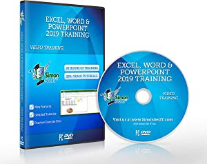 Microsoft Excel, Word, PowerPoint 2019 - 20 Hours of Microsoft Office Training