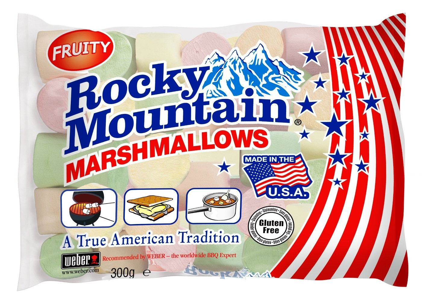 Rocky Mountain Marshmallows Fruity