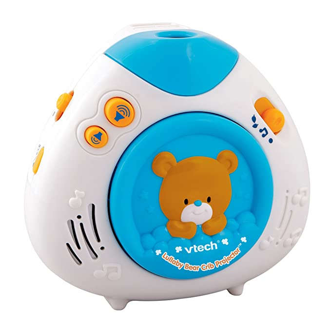 Vtech Lullabye oso cuna Proyector: Amazon.es: Bebé