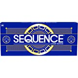 Sequence Luxury Edition - Stunning Set with Deluxe, Cushioned, Roll-Flat Game Mat - Amazon Exclusive by Goliath